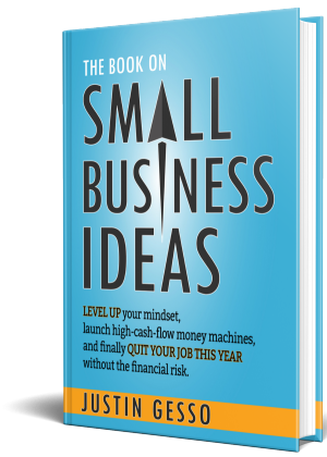 The Book on Small Business Ideas